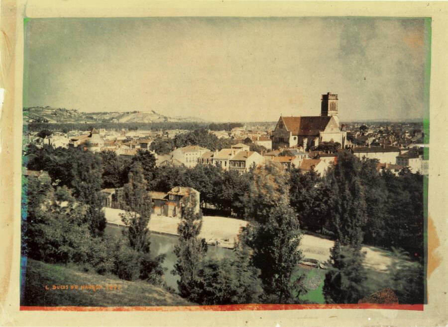 Du Hauron Landscape