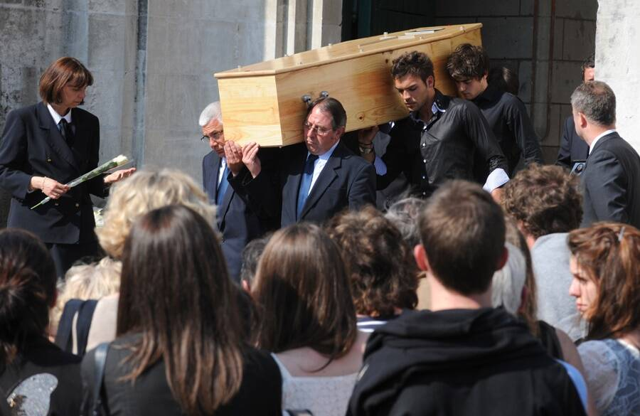Dupont De Ligonnès Family Funeral