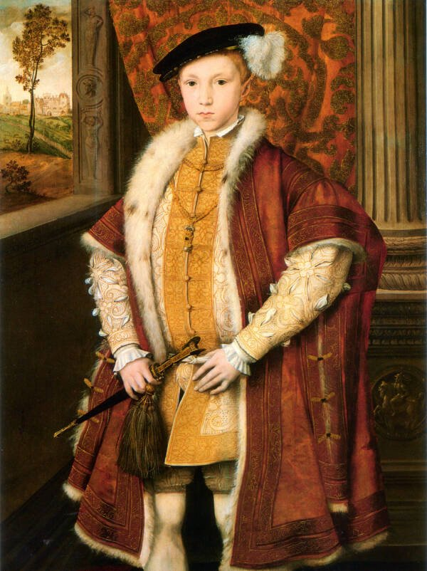 Edward VI Portrait