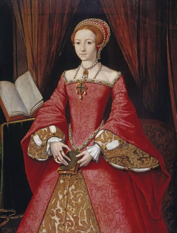 Elizabeth Tudor In 1546