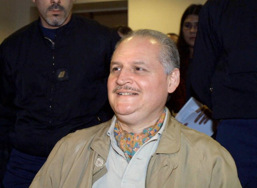 Carlos The Jackal In Prison
