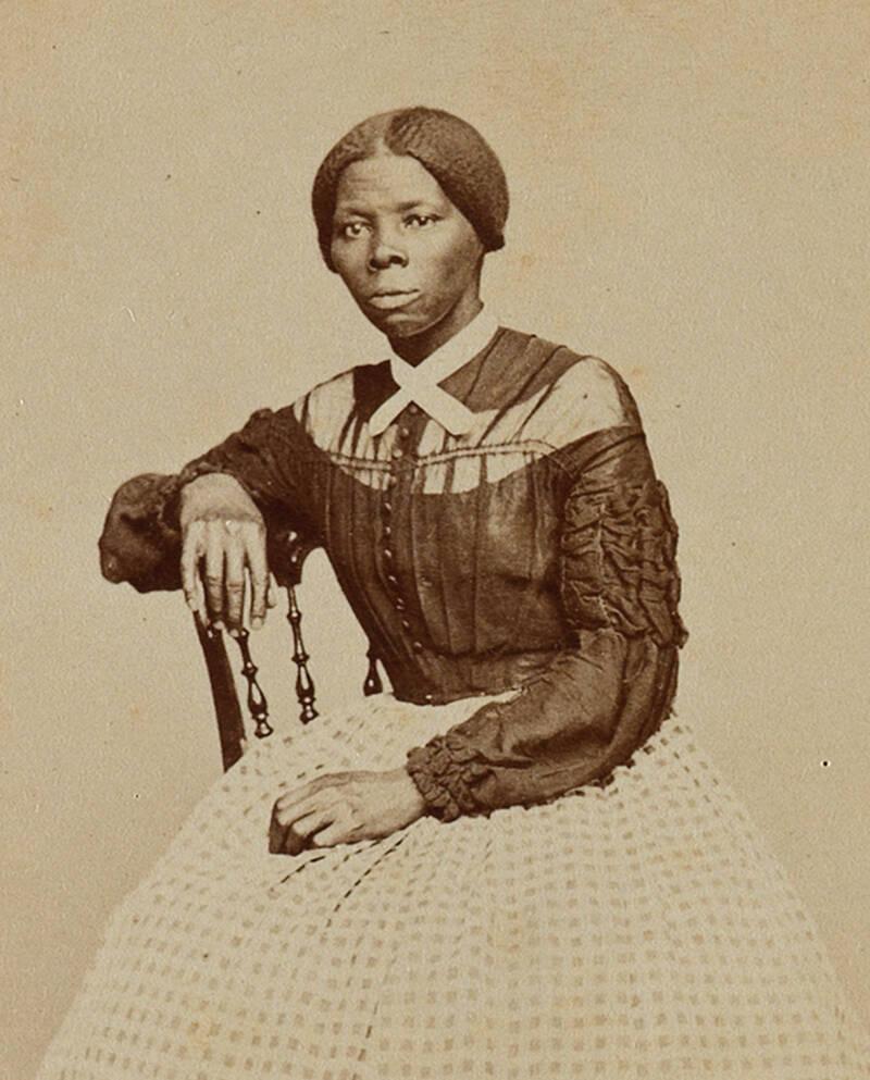 Harriet Tubman à la fin des années 1860