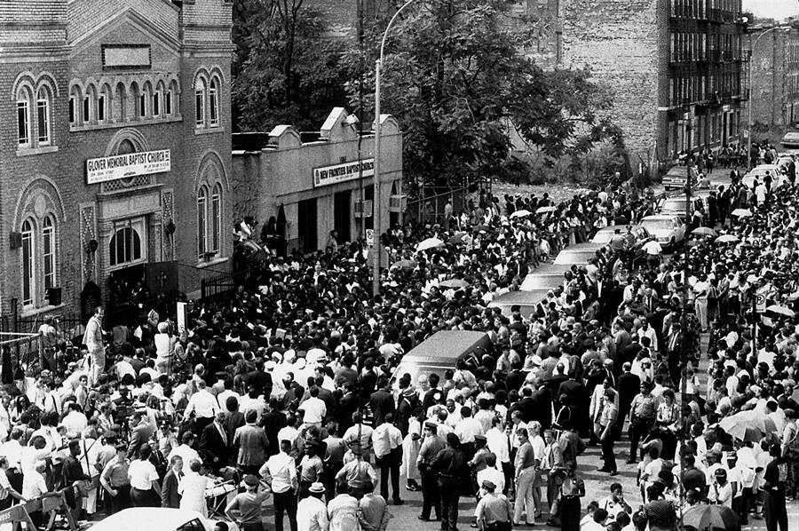Yusuf Hawkins Funeral