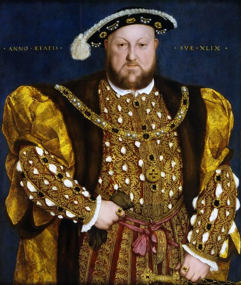 Henry Viii 1540