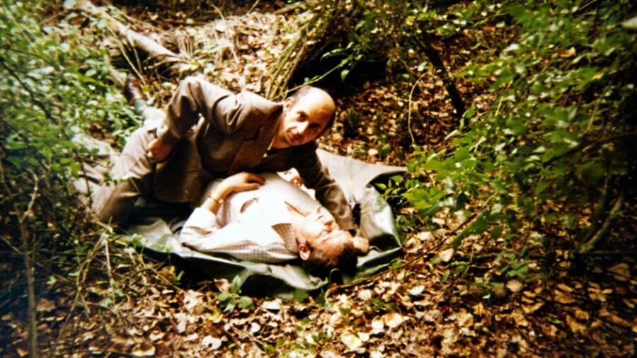 Joachim Kroll Reenacts A Murder