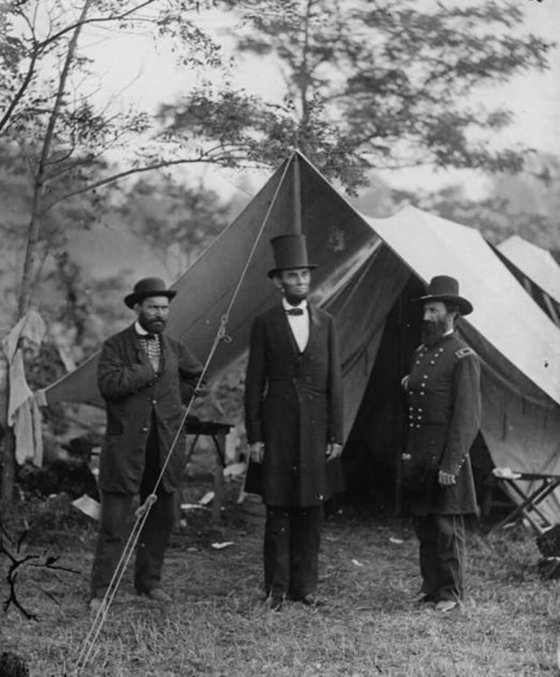 Lincoln dans la guerre civile