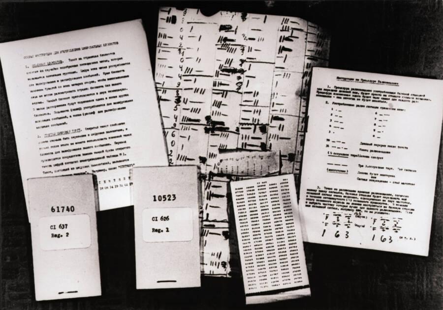 Notes Of Oleg Penkovsky