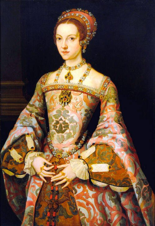 Queen Catherine Parr