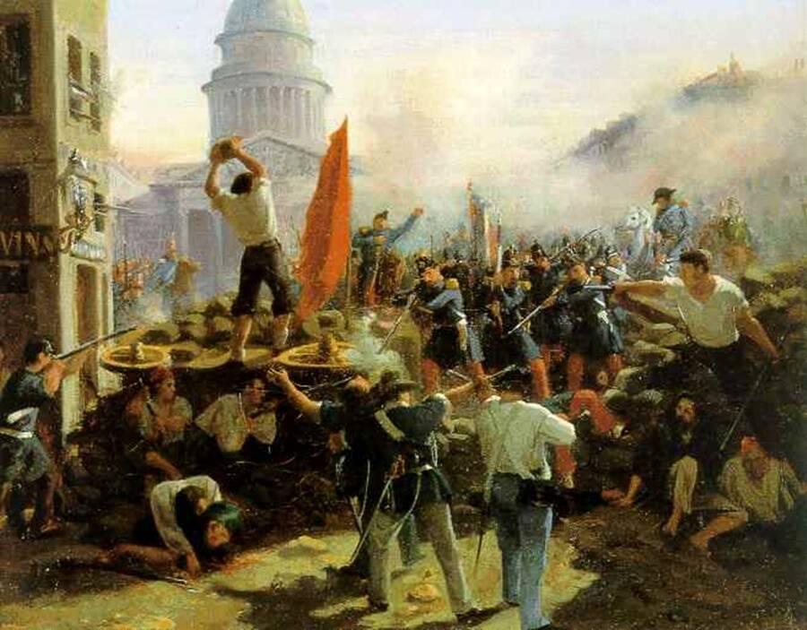 Révolutions de 1848