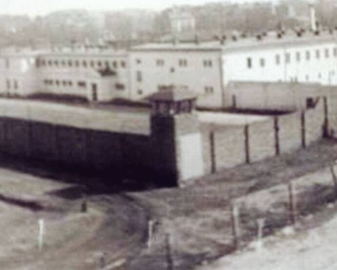 Secret Soviet Prison