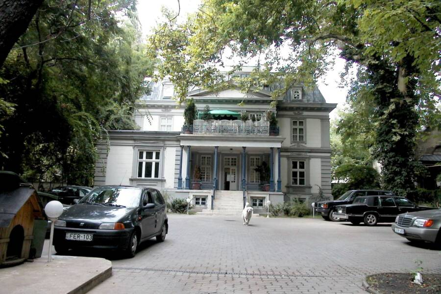Semion Mogilevich Mansion In Budapest
