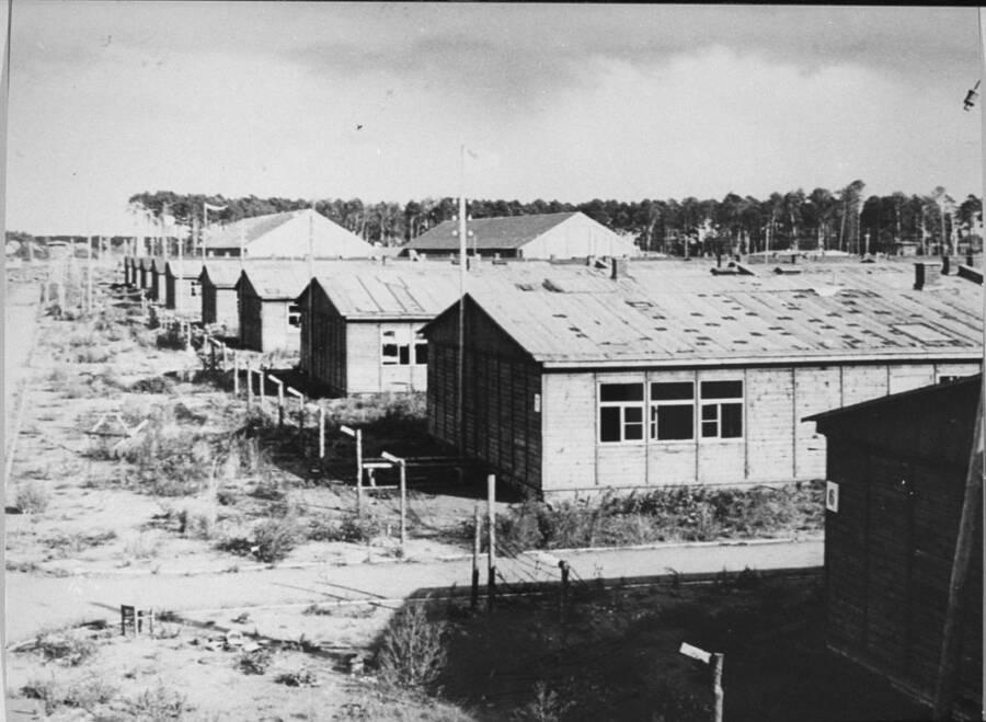 Stutthof Concentration Camp Barracks