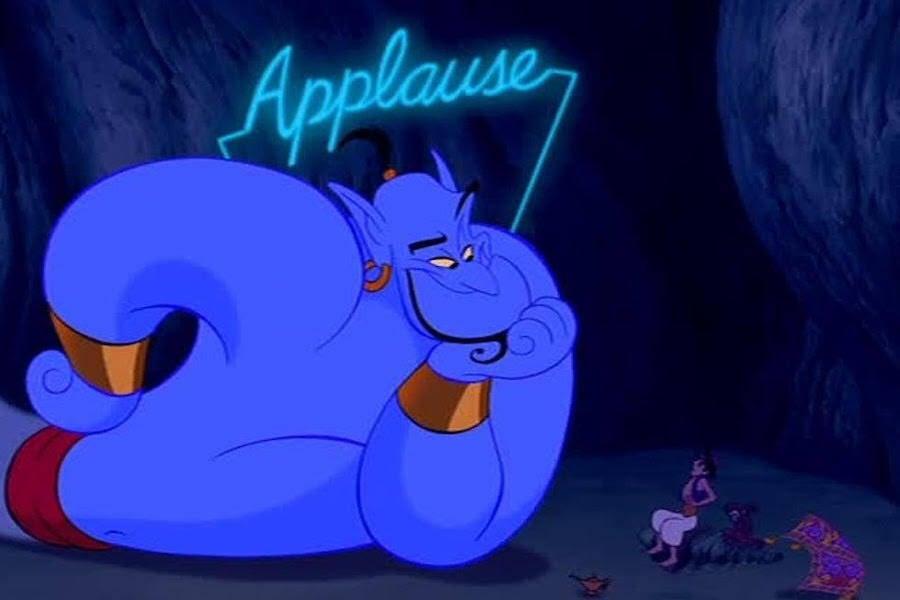 The Genie In Aladdin