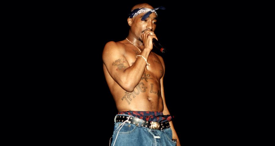 1994-09-01 / Tupac live performance at China Club Chicago ... |Tupac Performing