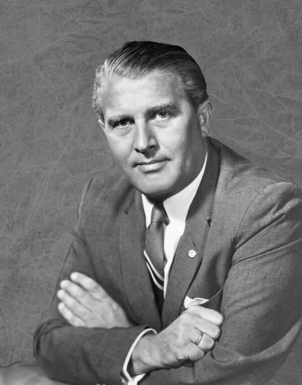 Wernher Von Braun Profile Photo