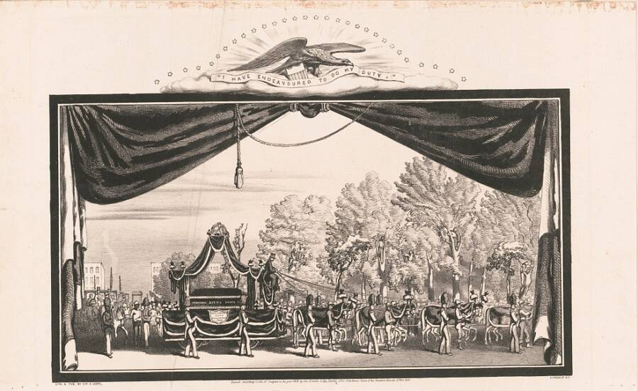 Zachary Taylor Funeral Pageant