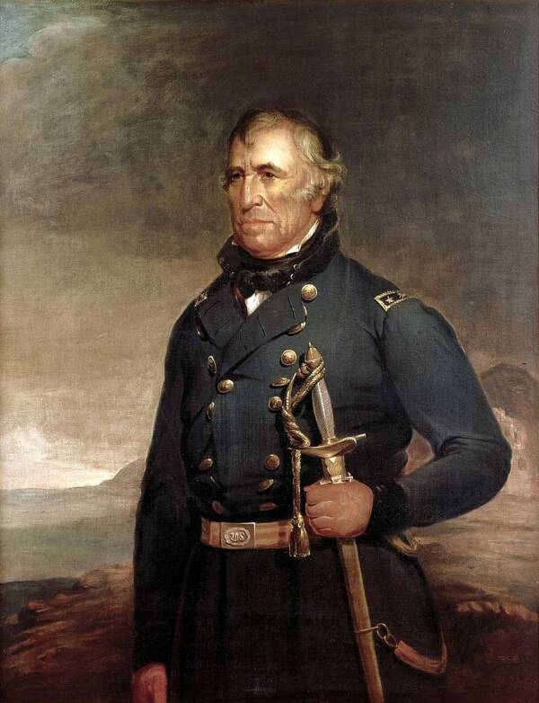 Zachary Taylor Mexican American War