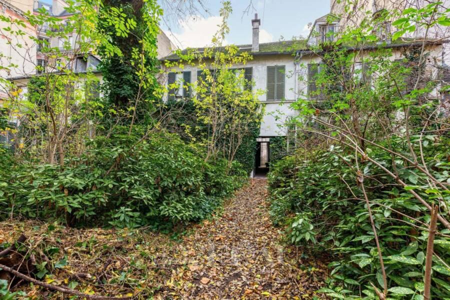 12 Rue Oudinot Garden