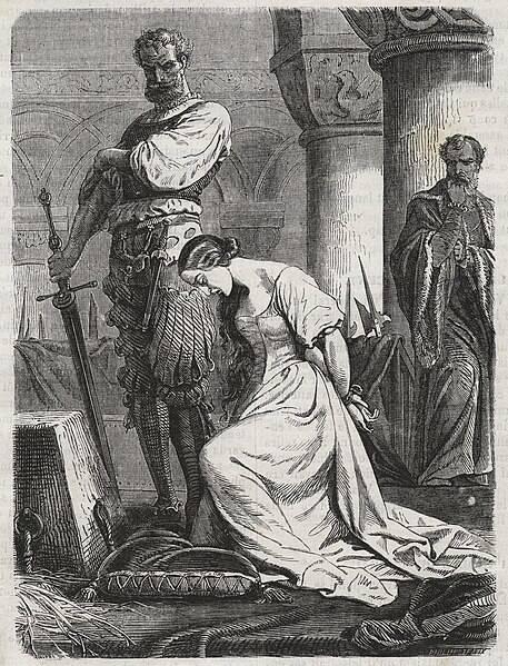 Catherine Howard Execution