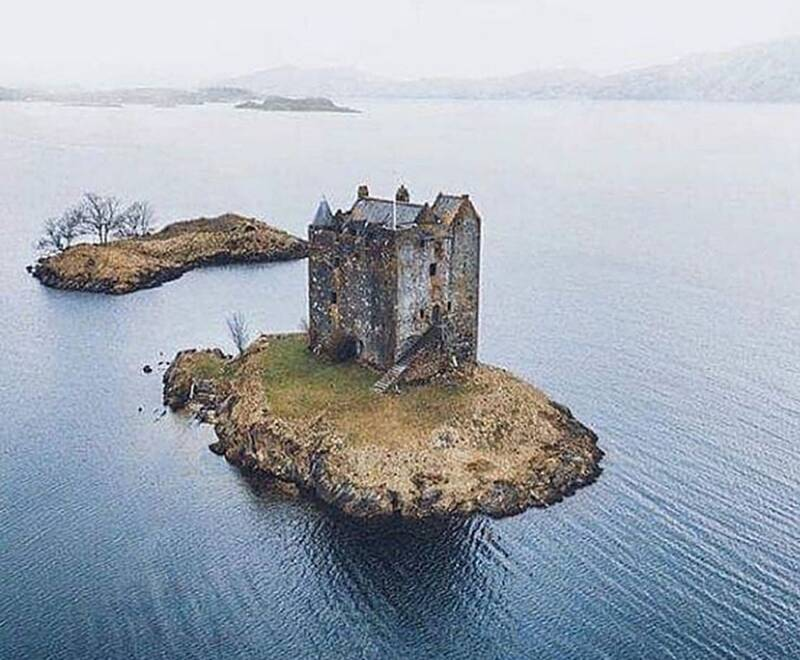 Abandoned Castles Around The World