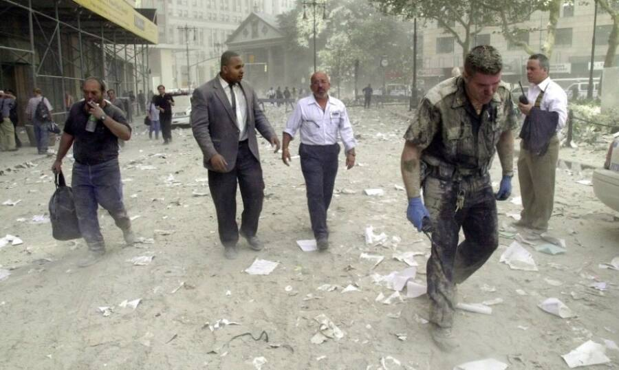 People At Ground Zero
