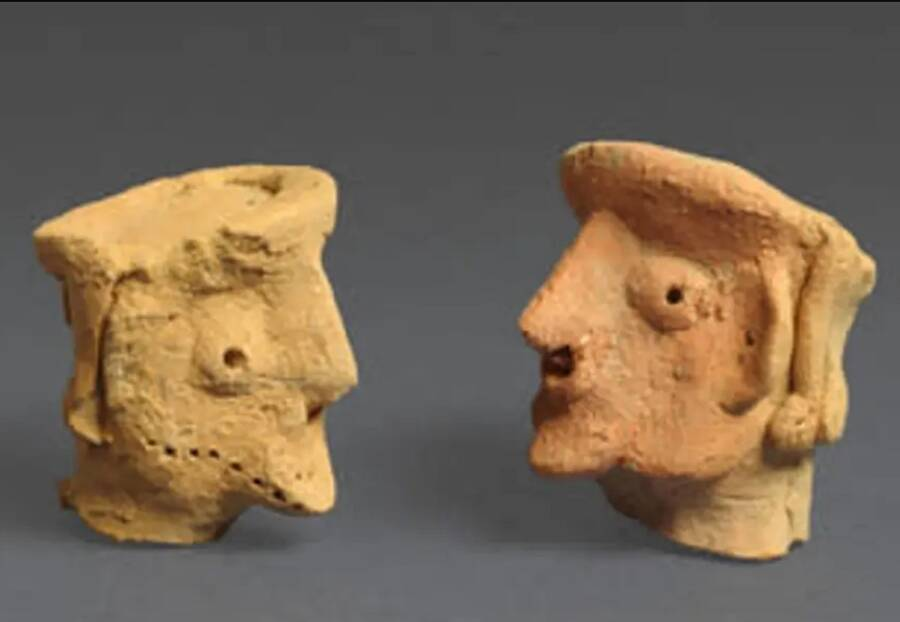 Face Of God Figurines