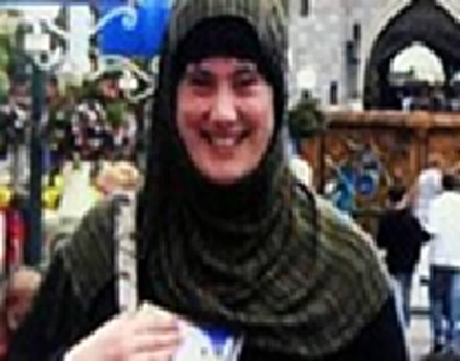Interpol Image Of Samantha Lewthwaite Smiling