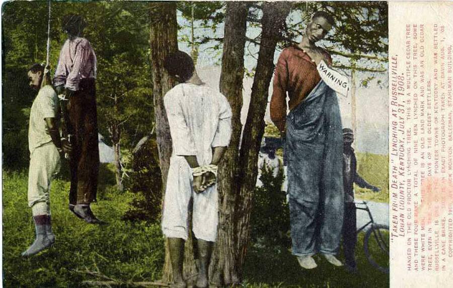 Kentucky Lynching 1908