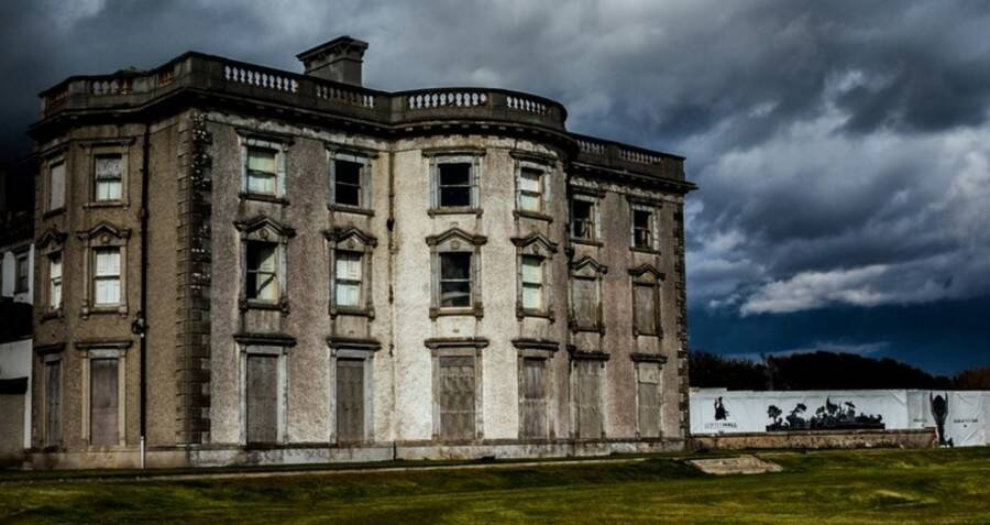 Irish Mansion Said To Have Been Visited By 'The Devil Himself' Is Now For Sale