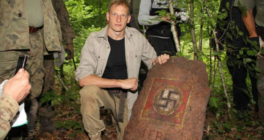 Trove Of Nazi Artifacts Found Inside The 'Wolf's Lair,' Hitler's Headquarters On The Eastern Front