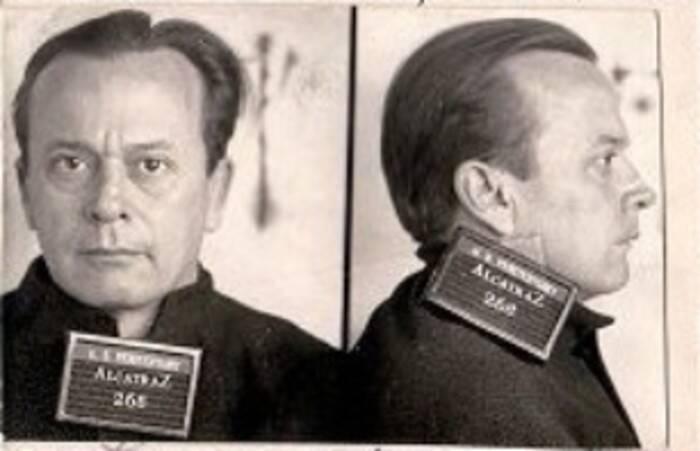 Mugshot Of Arthur Barker