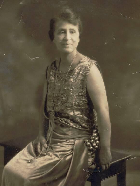 Portrait Of Mary Church Terrell