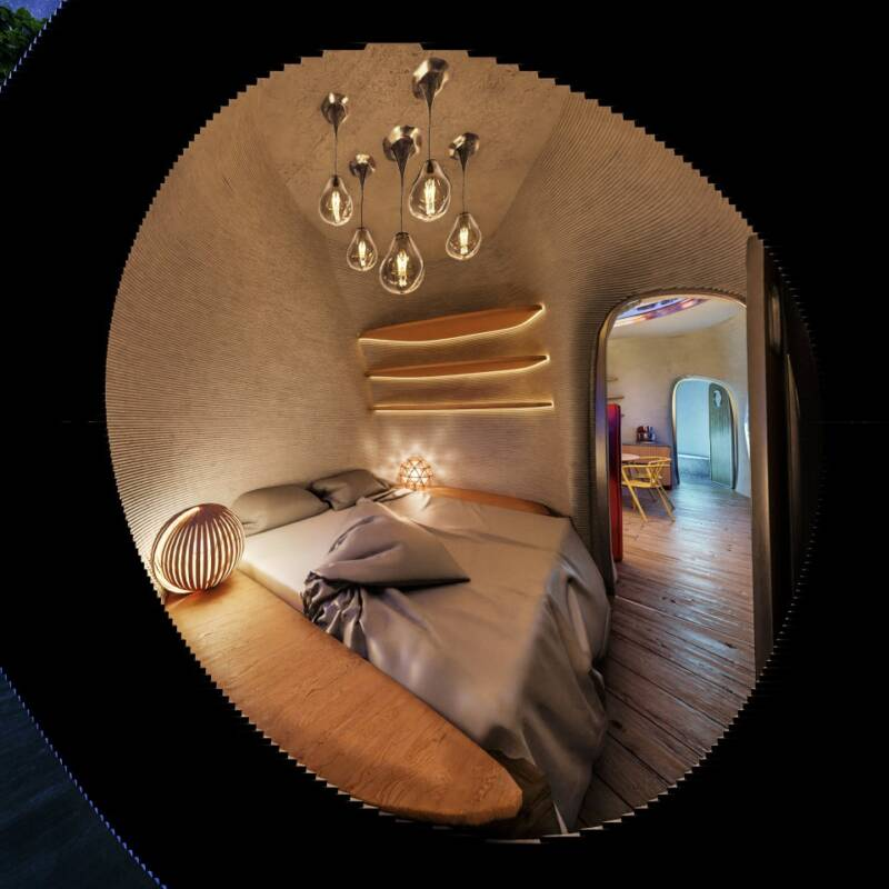 Prvok House Bedroom