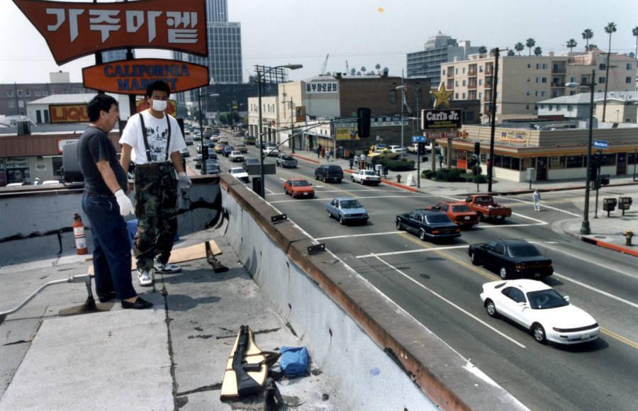 Roof Koreans