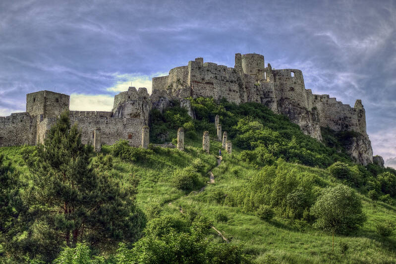 Spiš Castle Photo