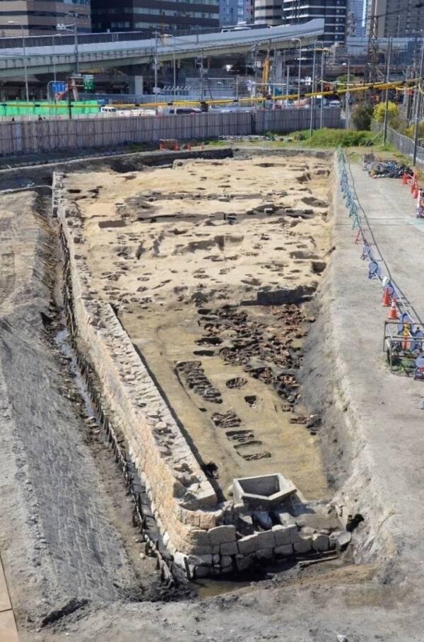 Umedahaka Excavation Site
