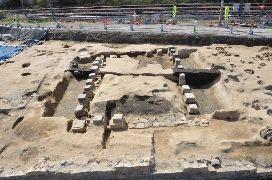 Umedahaka Stone Structure Site