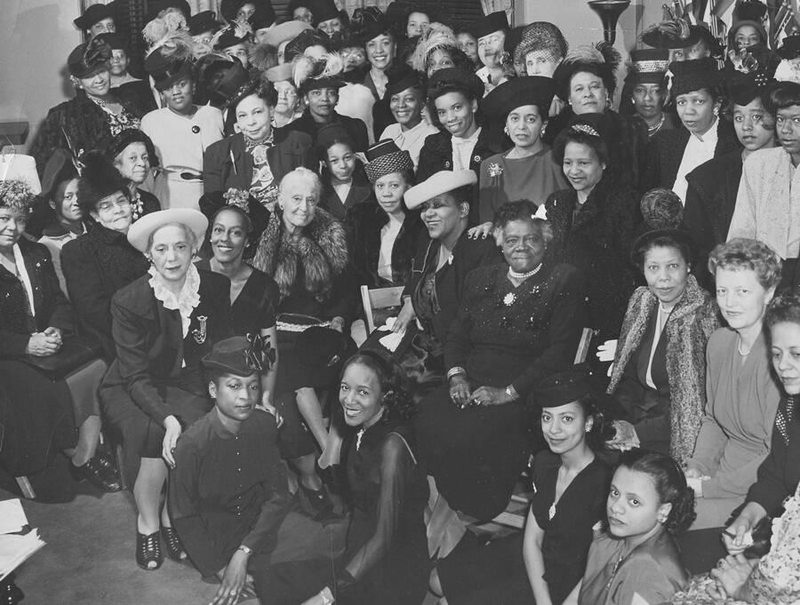 Women Of The Nacw