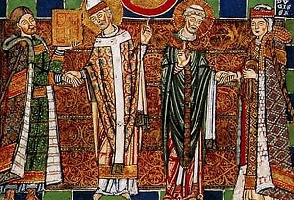 12th Century Painting