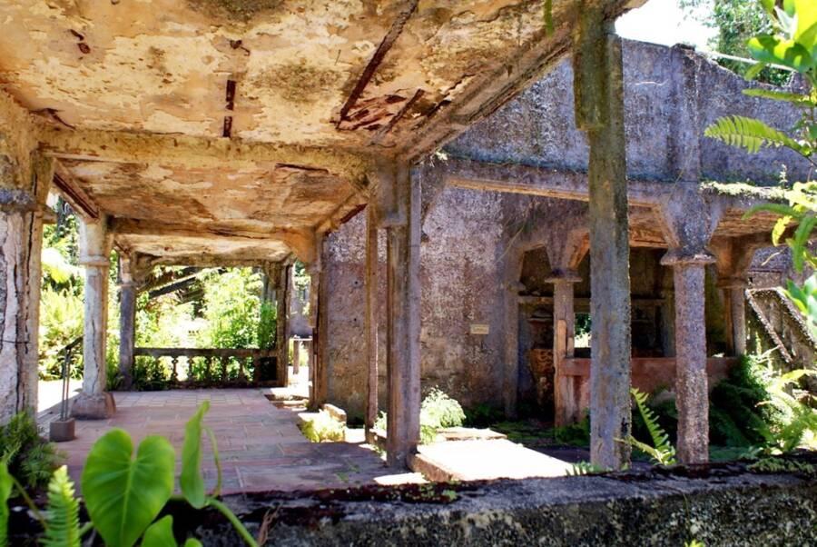 Abandoned Paronella Castle