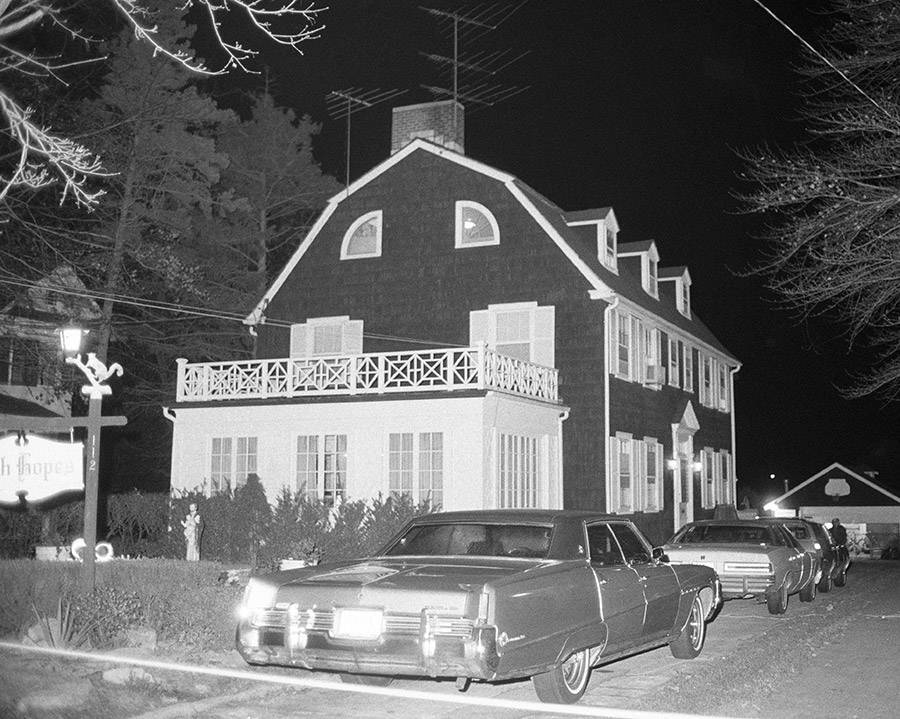 Amityville Horror House After Murders