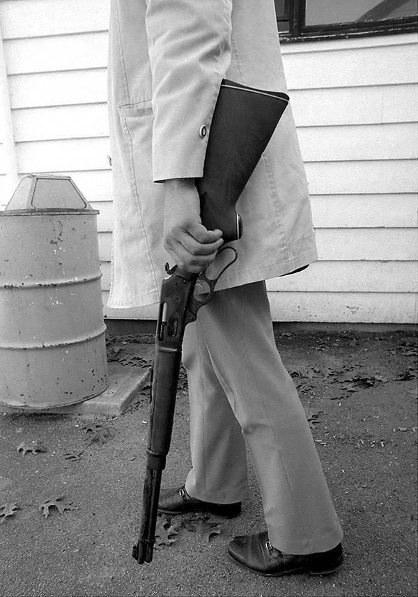 Amityville Horror House And Gun
