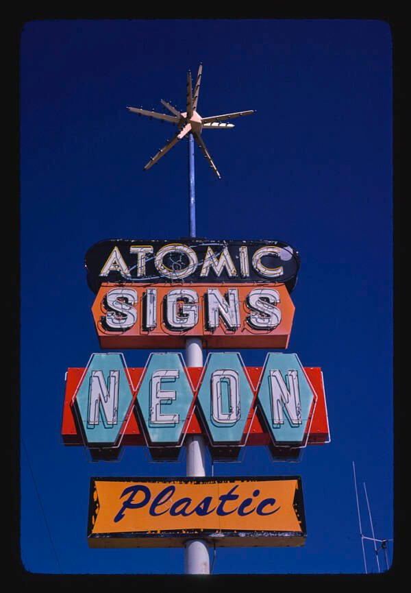 Atomic Neon Signs