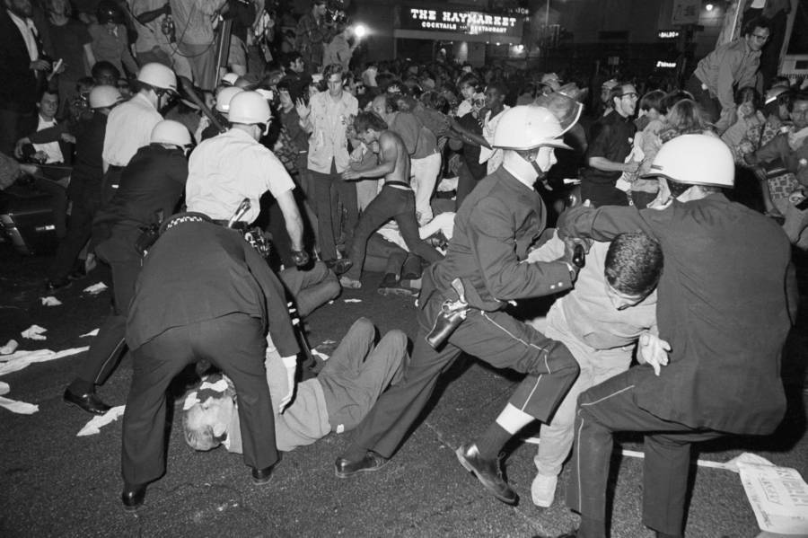 Chicago Riots Of 1968