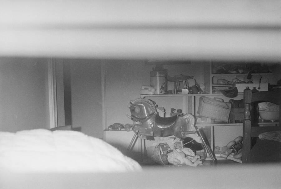 Childrens Bedroom Of Jeffrey Macdonald Home