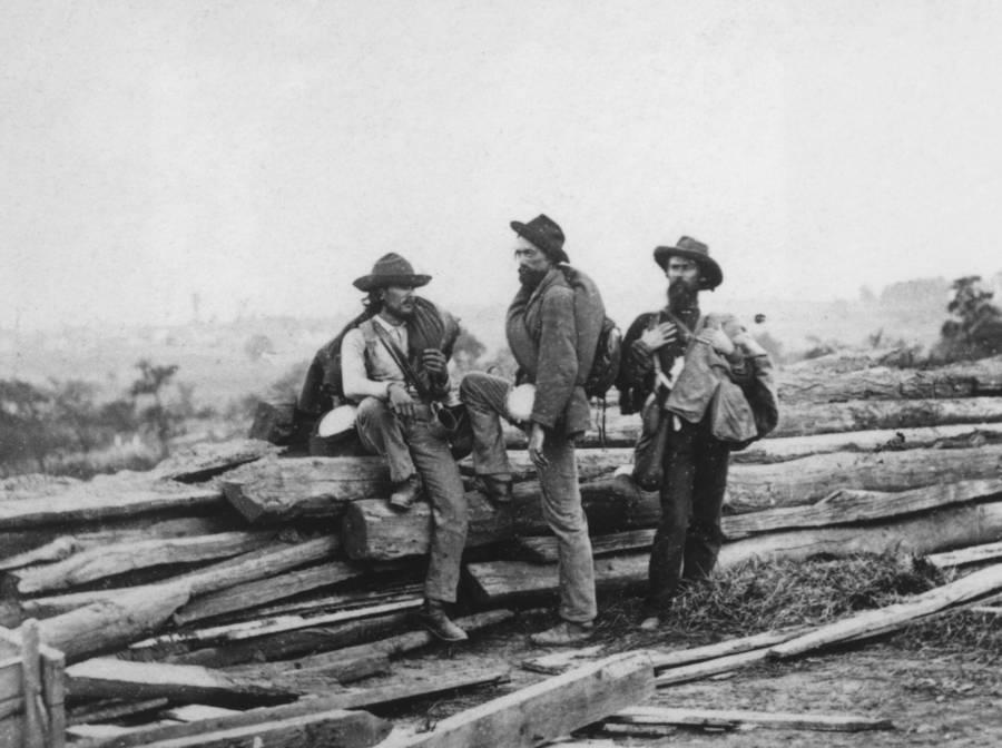 Confederate Prisoners