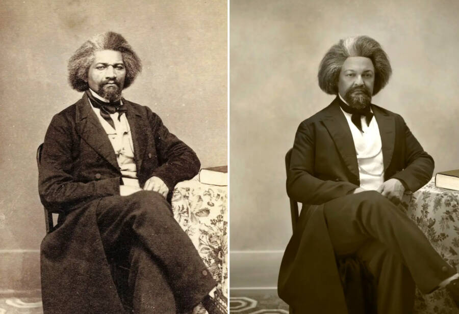 Frederick Douglass And His Modern Day Descendant