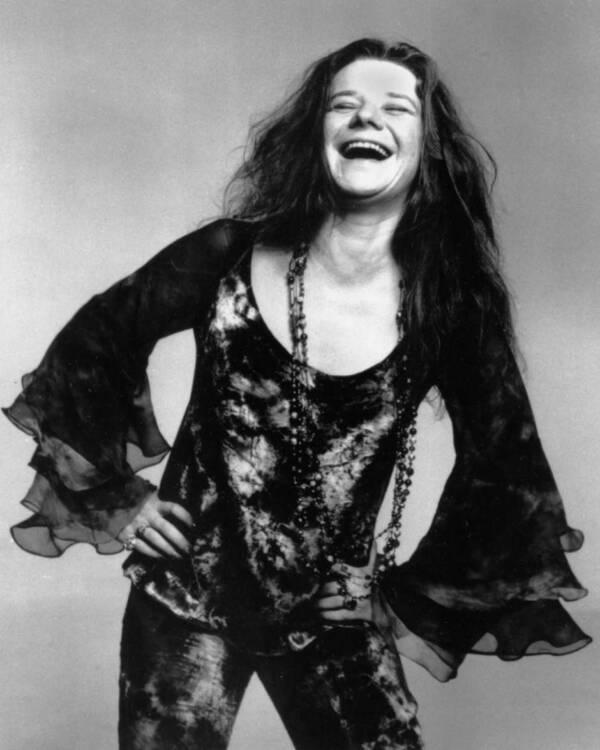 Janis Joplin In 1970