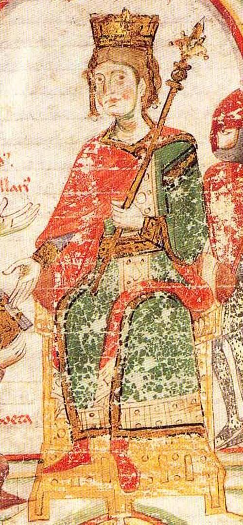 King Heinrich Vi