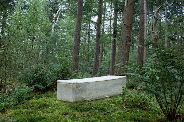 Living Coffin